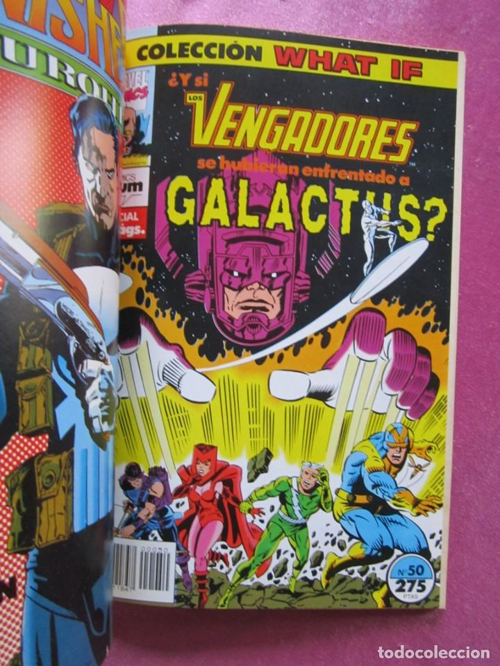Cómics: WHAT IF 46 47 48 49 50 GALACTUS VENGADORES TOMO FORUM - Foto 2 - 166938564