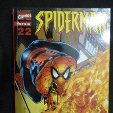 Cómics: SPIDERMAN. Nº 22. VOL. 5. FORUM. Lote 166962540
