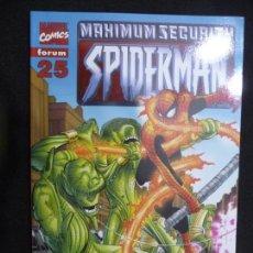 Cómics: SPIDERMAN. Nº 25. VOL. 5. FORUM. Lote 166962592