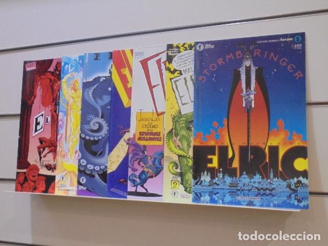 STORMBRINGER ELRIC COMPLETA 7 NUMEROS P. CRAIG RUSSELL - DARK HORSE FORUM - (Tebeos y Comics - Forum - Otros Forum)