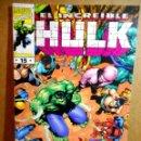 Cómics: HULK VOL.III Nº 15. Lote 167096452