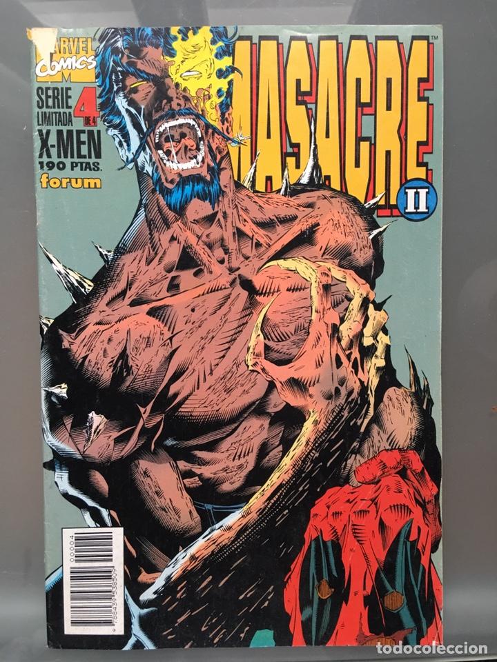 Cómics: X-MEN Masacre serie limitada Completa - Foto 5 - 167233108