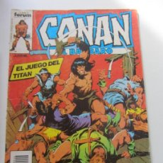 Cómics: CONAN EL BARBARO Nº 46 EDITORIAL FORUM C28X3. Lote 243869195