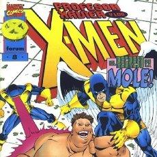 Cómics: PROFESOR XAVIER Y LOS X-MEN Nº 8 - FORUM - IMPECABLE. Lote 61210583