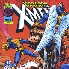 Comics: PROFESOR XAVIER Y LOS X-MEN Nº 13 - FORUM - IMPECABLE. Lote 61210843