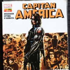 Cómics: CAPITAN AMERICA 11 EL SOLDADO DE INVIERNO PARTE 3 MARVEL PANINI COMIC. Lote 167577476