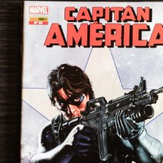 Cómics: CAPITAN AMERICA EL SOLDADO DE INVIERNO PARTE 2 MARVEL PANINI COMIC. Lote 167577820