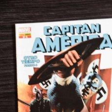 Cómics: CAPITAN AMERICA OTRO TIEMPO PARTE 6 MARVEL PANINI COMIC. Lote 167578460