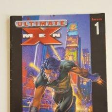 Cómics: MARVEL COMICS - ULTIMATE X-MEN Nº 1 FORUM PLANETA DE AGOSTINI . Lote 167578692