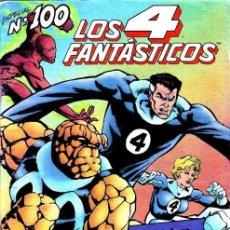 Cómics: LOS 4 FANTÁSTICOS VOL.1 Nº 100 - FORUM. Lote 167579260