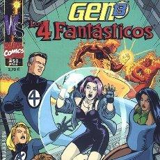 Cómics: GEN 13 / LOS 4 FANTÁSTICOS - ESPECIAL FORUM.. Lote 167582312