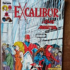 Cómics: EXCALIBUR V.1 Nº 8 - FORUM MARVEL COMICS -. Lote 167594140