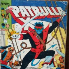 Cómics: PATRULLA X - V.1 VOLUMEN 1 - TOMO RETAPADO QUE CONTIENE DEL Nº 47 AL 51 - FORUM MARVEL COMICS -. Lote 278955428