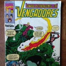 Cómics: LOS VENGADORES V.1 Nº 102 - MARVEL COMICS FORUM . Lote 167599352