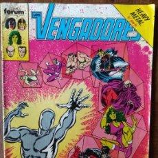 Cómics: LOS VENGADORES V.1 Nº 80 - MARVEL COMICS FORUM. Lote 245414790