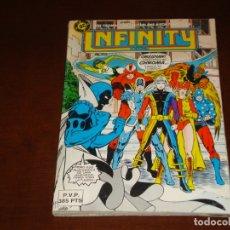 Cómics: INFINITY INC DEL 7 AL 11. Lote 190780118