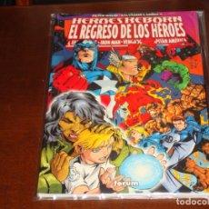 Fumetti: HEROES REBORN EL REGRESO DE LOS HEROES. Lote 167716828