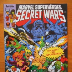 Cómics: SECRET WARS Nº 6 - FORUM (N). Lote 167901936