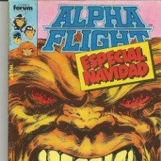 Cómics: ALPHA FLIGHT EDITORIAL PLANETA-DEAGOSTINI, S. A. / EDICIONES FORUM Nº 9. Lote 167916652
