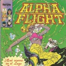 Cómics: ALPHA FLIGHT LA MASA EDITORIAL PLANETA-DEAGOSTINI CÓMICS FORUM Nº 11. Lote 167916956