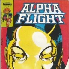 Cómics: ALPHA FLIGHT LA MASA EDITORIAL PLANETA-DEAGOSTINI CÓMICS FORUM Nº 15. Lote 167917004