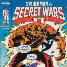 Cómics: SECRET WARS II Nº 41 FORUM - BUEN ESTADO. Lote 211511536