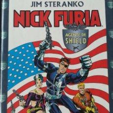 Cómics: NICK FURIA BEST OF MARVEL. Lote 168038958