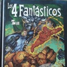 Cómics: LOS CUATRO FANTÁSTICOS BEST OF MARVEL JIM LEE. Lote 168039877