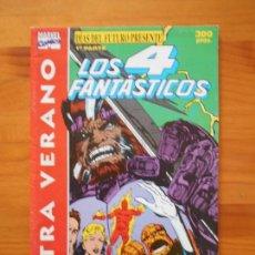 Fumetti: LOS 4 FANTASTICOS - EXTRA VERANO - 1991 - DIAS DEL FUTURO PRESENTE 1ª PARTE - FORUM (GE). Lote 168056004