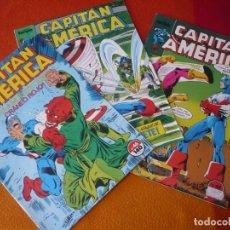 Cómics: CAPITAN AMERICA VOL. 1 NºS 46, 47 Y 48 ( CARLIN NEARY) ¡MUY BUEN ESTADO! FORUM MARVEL. Lote 168070092