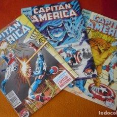 Cómics: CAPITAN AMERICA VOL. 1 NºS 49, 50 Y 51 ( CARLIN NEARY) ¡BUEN ESTADO! FORUM MARVEL. Lote 168070176