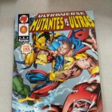 Cómics: ULTRAVERSE: MUTANTES VS. ULTRAS - TOMO FORUM.. Lote 168173516