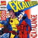 Cómics: EXCALIBUR VOL. 1 Nº 76 - FORUM - BUEN ESTADO. Lote 168249516