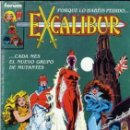 Cómics: EXCALIBUR VOL. 1 Nº 1 - FORUM . Lote 168251628