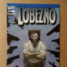 Cómics: LOBEZNO VOL 3 NÚMERO 10 FORUM 2003, IMPECABLE, SIN USAR. Lote 168280060