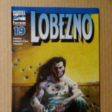 Comics : LOBEZNO VOL 3 NÚMERO 19 FORUM 2004, IMPECABLE, SIN USAR. Lote 168281584