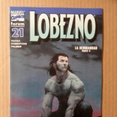 Comics : LOBEZNO VOL 3 NÚMERO 21 FORUM 2004, IMPECABLE, SIN USAR. Lote 168282044