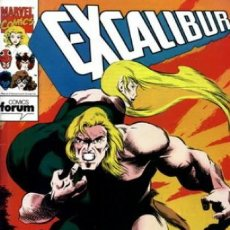 Comics - EXCALIBUR VOL. 1 Nº 60 - FORUM - 168303600