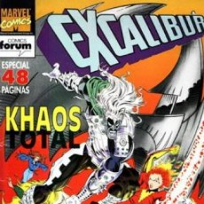 Comics - EXCALIBUR VOL. 1 Nº 61 - FORUM - 168304320