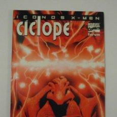 Cómics: NUEVO SIN ESTRENAR. CICLOPE ICONOS X-MEN. FORUM. Lote 194225182