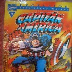 Cómics: BIBLIOTECA MARVEL: CAPITÁN AMÉRICA # 15 (FORUM, 2000). Lote 168421248