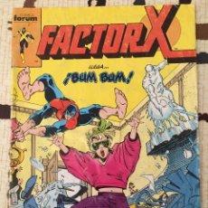 Cómics: FACTOR X # 12. PRIMERA EDICION. A TODO COLOR.. Lote 27590944