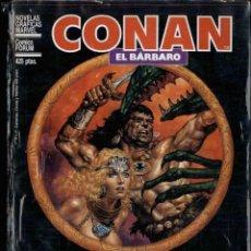 Cómics: CONAN, LA REINA BRUJA DE AQUERON. Lote 168496324