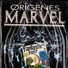 Cómics: ORÍGENES MARVEL, THE FANTASTIC FOUR NºS 1 - 5. Lote 168497216
