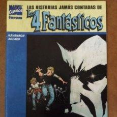 Comics : LAS HISTORIAS JAMAS CONTADAS DE LOS 4 FANTASTICOS LOS STORMS - FORUM. Lote 167330180