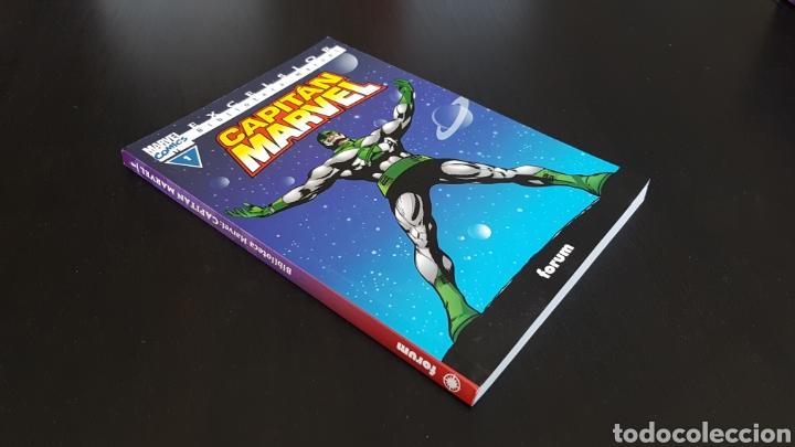 DE KIOSKO CAPITAN MARVEL 1 BIBLIOTECA MARVEL EXCELSIOR FORUM (Tebeos y Comics - Forum - Otros Forum)