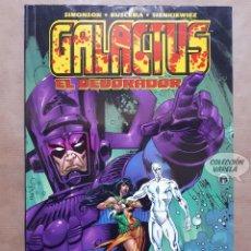 Cómics: GALACTUS EL DEVORADOR - FORUM - RÚSTICA - JMV. Lote 168829148