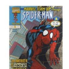 Cómics: SPIDERMAN MARVEL TEAM -UP N,5. Lote 168921832