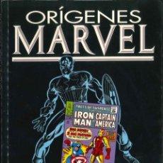 Cómics: ORÍGENES MARVEL CAPITÁN AMÉRICA CÓMICS FÓRUM MARVEL. Lote 168950828
