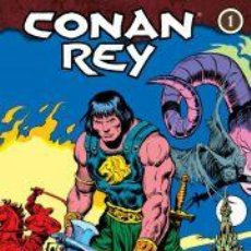 Cómics: CONAN REY (INTEGRAL) Nº 01/04. Lote 169008268